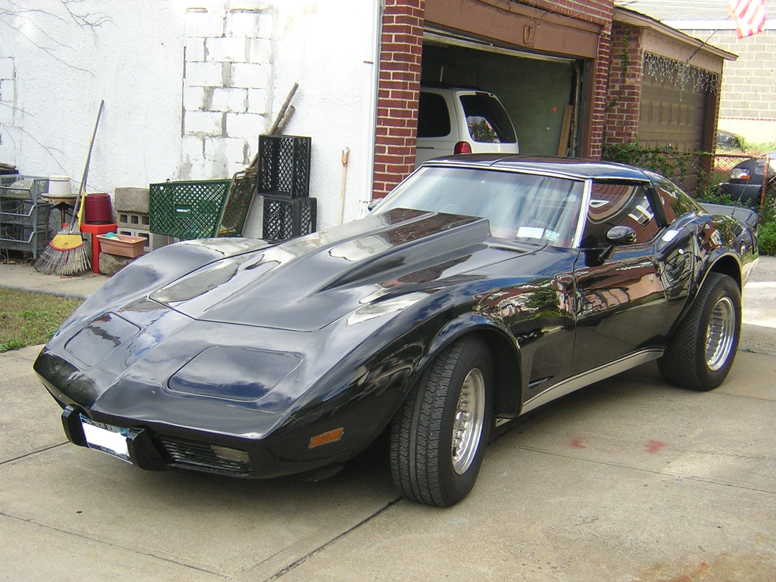 1977 corvette with 468ci big block i ve owned